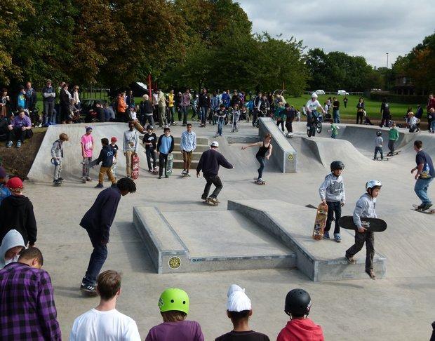 Ealing Skatepark
