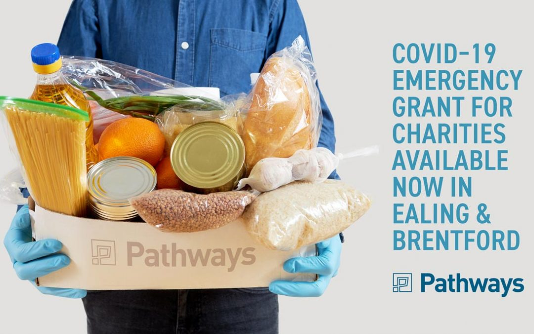 Pathways launches Covid–19 Emergency Grant for Charities