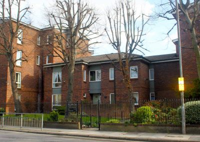 Jubilee Trust –Independent Living, Greenwich, London