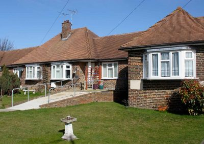 King George V Memorial Homes – Gillingham, Kent