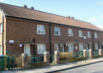 Woolwich Parochial Almshouses – Independent Living, Woolwich