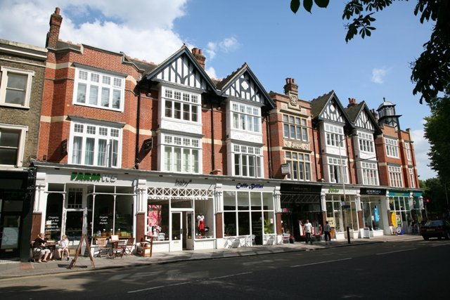Ealing Green - Commercial Property owned by Pathways